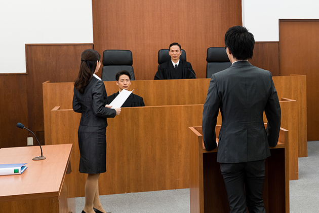 裁判ウォッチング|法・裁判を学...
